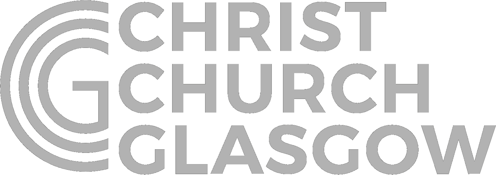 Christ Church Glasgow Logo